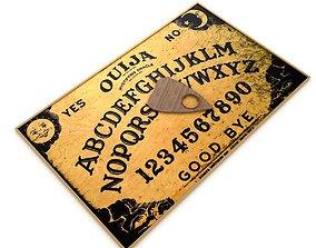 Ouija Board 3D model