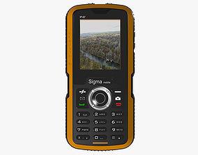3D Sigma Mobile X-Treme IP-6