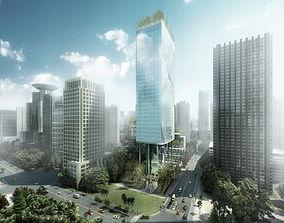Skyscraper 037 3D
