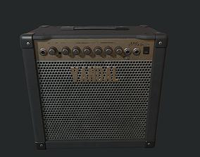 Guitar Amplifier - Vandal 3D asset