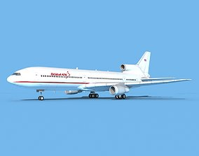 3D model Lockheed L-1011 NASA ALV