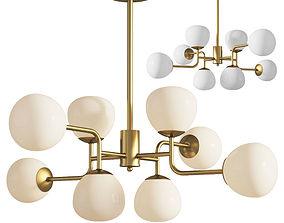 Chandelier Pendant Lamp Erich Maytoni 3D