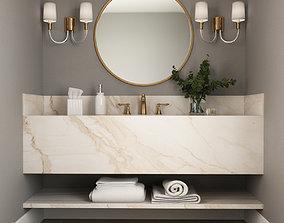 3D model Bathroom 37