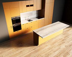 20-Kitchen8 matte 2 3D