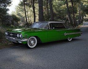 Chevrolet Impala Sport Sedan 1960 3D