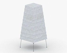 3D asset 1413 - Paper Lamp