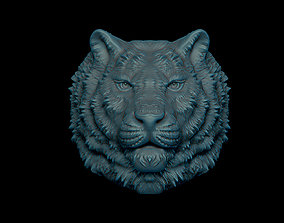 Tiger ring 3D printable model cool