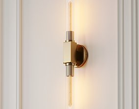 Canelle Wall Sconce by Beaux Arts 3D