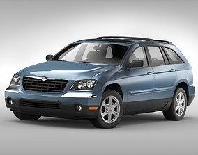 3D Chrysler Pacifica 2004 - 2008