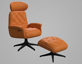 Flexlux Chair 3D model