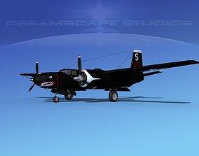 3D Douglas B-26B Invader V03 USAF