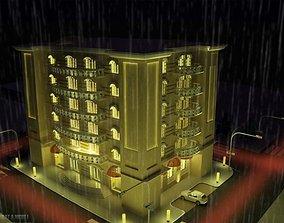 3D Multipurpose Building
