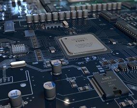 3D technology circuit board