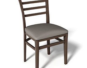chair 305PS dining 3D model