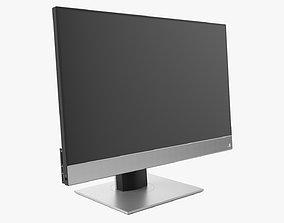 3D model Desktop computer all-in-one 01