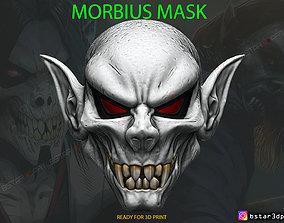 3D printable model Morbius Mask - Marvel comics