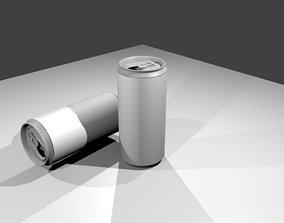 3D model Lata para poner marca de bebida
