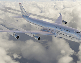 3D Aircraft airlines