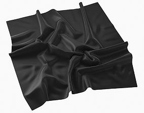 3D model abstract Fabric V2