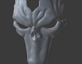 3D printable model Darksiders Death mask