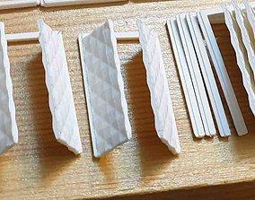 3Dprint Parametric Doors