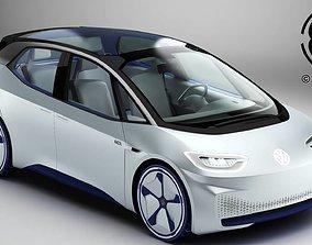 VW ID Concept 3D model