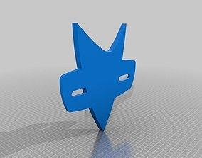 3D printable model Star Trek Communicator Badge