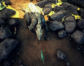 Dragon Dinosaur 3D model