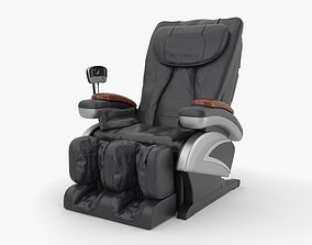 3D model Robotic Massage Chair
