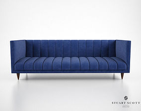 Stuart Scott Fleure Sofa 3D model
