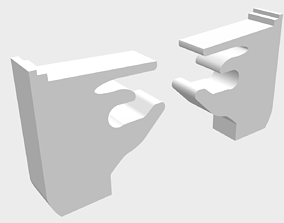 3D printable model Sony TA-F 770 707 870 808 ES spare 3