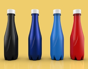 BOTTLE 350 ml including technical drawings 3D