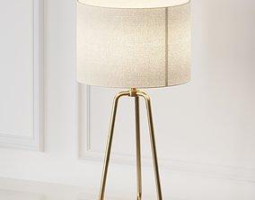 Eric Table Lamp 3D