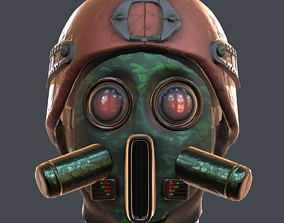 low-poly Gas 30