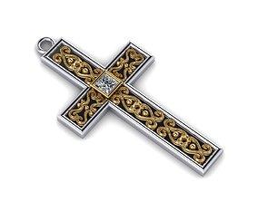 Glorious Cross No16 3D printable model