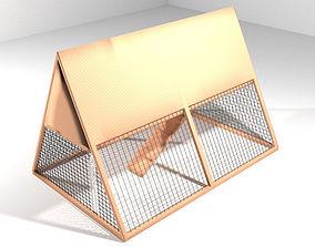 Hen House - Type 3 3D