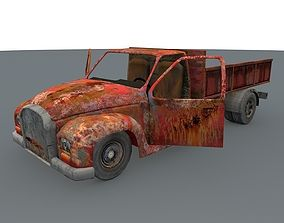 3D old pickup