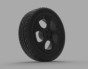 Volkswagen Polo GTI 3D printable model