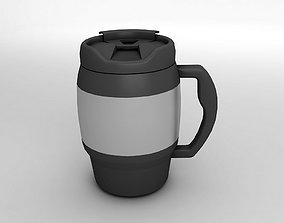 3D asset Insulated Stainless Steel Mug Drinking Cup