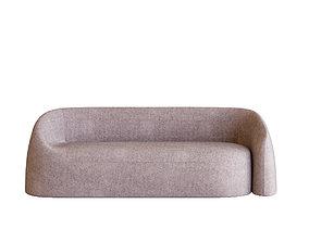 Dough Sofa 2 Seater 3D