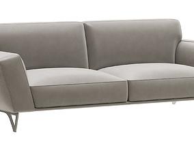 Roche Bobois INSPIRATION Large 3-seat sofa 3D