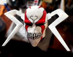The Whole Hollow Mask - Kurosaki Ichigo - 3D print model 1