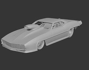 Chevrolet Camaro PRO MOD RACE CAR 3D printable model