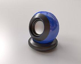 3D Bluetooth Speaker wireless