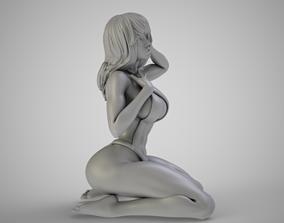 Sensuous Woman 3D printable model