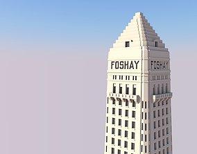 Foshay Tower 3D printable model