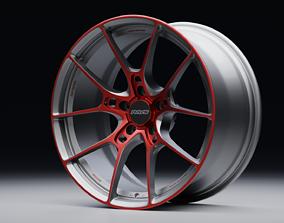 Rays Volk Racing G025 3D