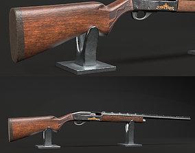 Remington 1100 3D model