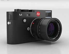 3D Leica M Type 240 Black
