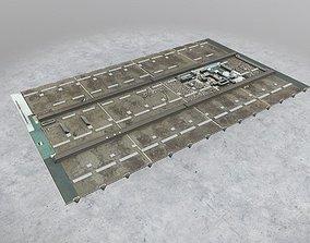 3D model LIMC Terminal 2